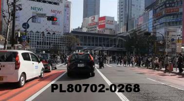 Vimeo clip HD & 4k Driving Plates Tokyo, Japan PL80702-0268