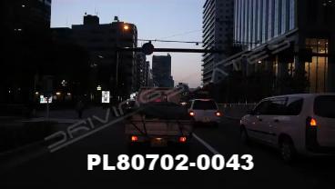 Vimeo clip HD & 4k Driving Plates Tokyo, Japan PL80702-0043