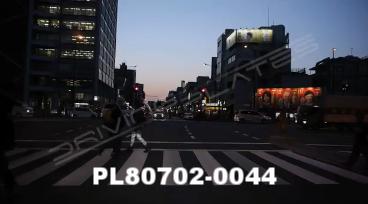 Vimeo clip HD & 4k Driving Plates Tokyo, Japan PL80702-0044