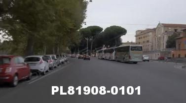 Vimeo clip HD & 4k Driving Plates Rome, Italy PL81908-0101