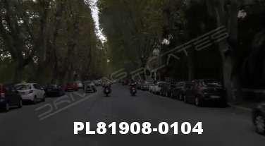 Vimeo clip HD & 4k Driving Plates Rome, Italy PL81908-0104