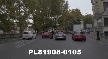 Vimeo clip HD & 4k Driving Plates Rome, Italy PL81908-0105