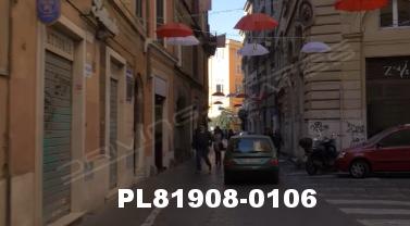 Vimeo clip HD & 4k Driving Plates Rome, Italy PL81908-0106