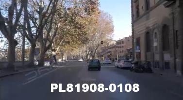 Vimeo clip HD & 4k Driving Plates Rome, Italy PL81908-0108