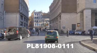 Vimeo clip HD & 4k Driving Plates Rome, Italy PL81908-0111