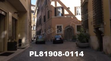 Vimeo clip HD & 4k Driving Plates Rome, Italy PL81908-0114