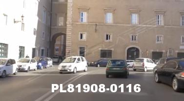 Vimeo clip HD & 4k Driving Plates Rome, Italy PL81908-0116