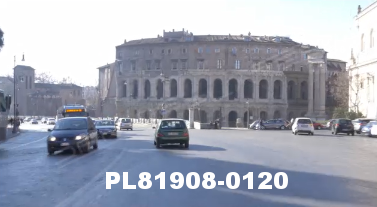 Vimeo clip HD & 4k Driving Plates Rome, Italy PL81908-0120