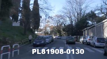 Vimeo clip HD & 4k Driving Plates Rome, Italy PL81908-0130