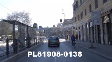 Vimeo clip HD & 4k Driving Plates Rome, Italy PL81908-0138