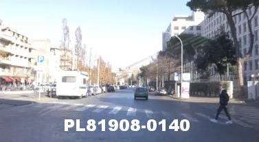 Vimeo clip HD & 4k Driving Plates Rome, Italy PL81908-0140
