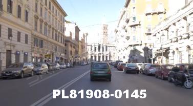 Vimeo clip HD & 4k Driving Plates Rome, Italy PL81908-0145