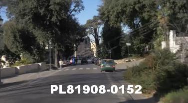 Vimeo clip HD & 4k Driving Plates Rome, Italy PL81908-0152