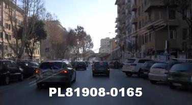 Vimeo clip HD & 4k Driving Plates Rome, Italy PL81908-0165