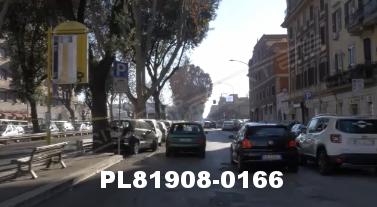 Vimeo clip HD & 4k Driving Plates Rome, Italy PL81908-0166