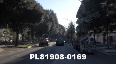 Vimeo clip HD & 4k Driving Plates Rome, Italy PL81908-0169