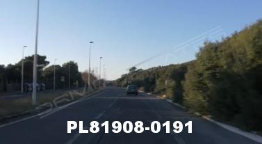 Vimeo clip HD & 4k Driving Plates Rome, Italy PL81908-0191