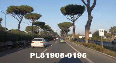 Vimeo clip HD & 4k Driving Plates Rome, Italy PL81908-0195