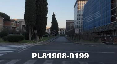 Vimeo clip HD & 4k Driving Plates Rome, Italy PL81908-0199