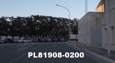 Vimeo clip HD & 4k Driving Plates Rome, Italy PL81908-0200
