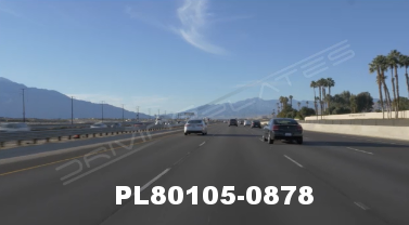 Vimeo clip HD & 4k Driving Plates Palm Springs, CA Day PL80105-0878