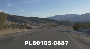 Vimeo clip HD & 4k Driving Plates Palm Springs, CA Day PL80105-0887