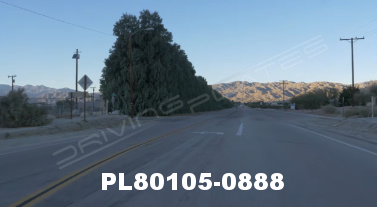 Vimeo clip HD & 4k Driving Plates Palm Springs, CA Day PL80105-0888