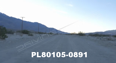 Vimeo clip HD & 4k Driving Plates Palm Springs, CA Day PL80105-0891