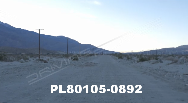 Vimeo clip HD & 4k Driving Plates Palm Springs, CA Day PL80105-0892