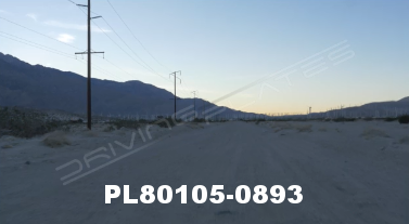 Vimeo clip HD & 4k Driving Plates Palm Springs, CA Day PL80105-0893