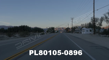 Vimeo clip HD & 4k Driving Plates Palm Springs, CA Day PL80105-0896