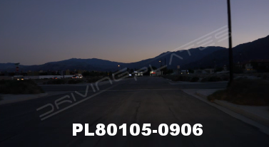 Vimeo clip HD & 4k Driving Plates Palm Springs, CA Day PL80105-0906