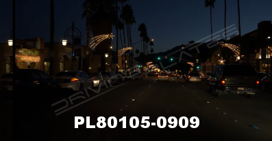 Vimeo clip HD & 4k Driving Plates Palm Springs, CA Day PL80105-0909