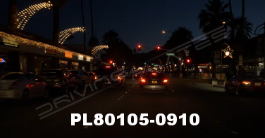 Vimeo clip HD & 4k Driving Plates Palm Springs, CA Day PL80105-0910