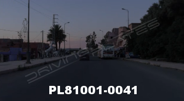 Vimeo clip HD & 4k Driving Plates Marrakech, Morocco PL81001-0041
