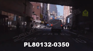 Vimeo clip HD & 4k Driving Plates New York City PL80132-0350