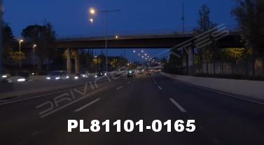 Vimeo clip HD & 4k Driving Plates Barcelona, Spain PL81101-0165
