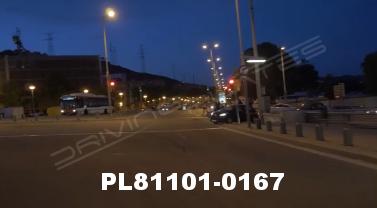 Vimeo clip HD & 4k Driving Plates Barcelona, Spain PL81101-0167