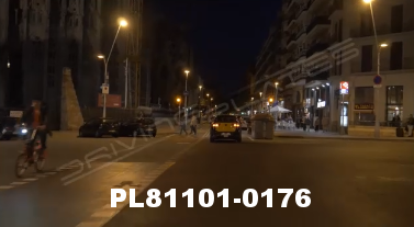 Vimeo clip HD & 4k Driving Plates Barcelona, Spain PL81101-0176