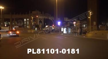 Vimeo clip HD & 4k Driving Plates Barcelona, Spain PL81101-0181