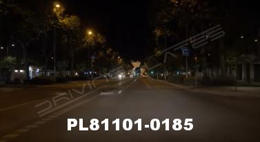 Vimeo clip HD & 4k Driving Plates Barcelona, Spain PL81101-0185