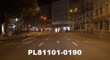 Vimeo clip HD & 4k Driving Plates Barcelona, Spain PL81101-0190