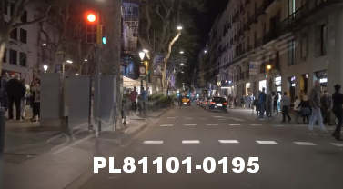 Vimeo clip HD & 4k Driving Plates Barcelona, Spain PL81101-0195