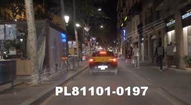 Vimeo clip HD & 4k Driving Plates Barcelona, Spain PL81101-0197
