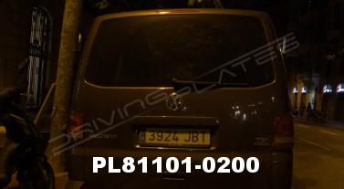 Vimeo clip HD & 4k Driving Plates Barcelona, Spain PL81101-0200
