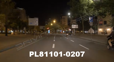 Vimeo clip HD & 4k Driving Plates Barcelona, Spain PL81101-0207