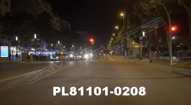 Vimeo clip HD & 4k Driving Plates Barcelona, Spain PL81101-0208