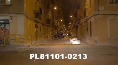 Vimeo clip HD & 4k Driving Plates Barcelona, Spain PL81101-0213