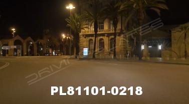 Vimeo clip HD & 4k Driving Plates Barcelona, Spain PL81101-0218