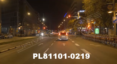 Vimeo clip HD & 4k Driving Plates Barcelona, Spain PL81101-0219